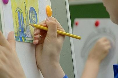 Юные углегорские художники предлагают свои варианты новых купюр