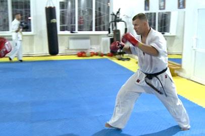Благовещенский каратист Евгений Филиппов завоевал бронзу на Кубке Европы