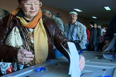 Результаты выборов в Приамурье признаны законными