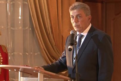 Состоялась церемония вступления в должность мэра Белогорска Станислава Мелюкова