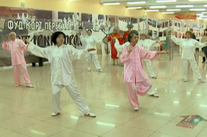 День образования КНР отметили в Благовещенске