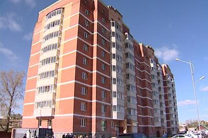 Один из домов разорившейся компании «Городок» готов к сдаче
