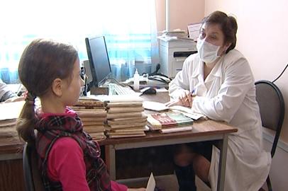Заболеваемость ОРВИ в Приамурье на треть ниже эпидпорога