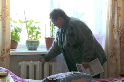Температура в домах гарнизона в Возжаевке не поднимается выше 14 градусов
