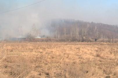 Осенний пожароопасный сезон в Приамурье выдался спокойным