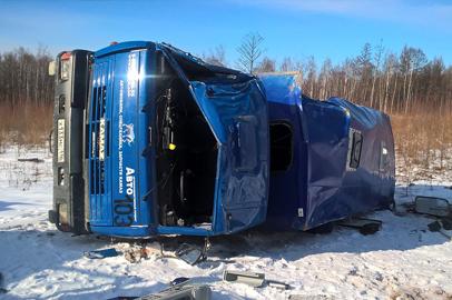 5 вахтовиков серьезно пострадали в ДТП в Селемджинском районе