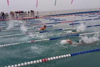 Амурчане завоевали 15 медалей на Чемпионате Азии по зимнему плаванию