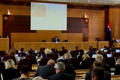 О самых значимых законопроектах и решениях октябрьской сессии