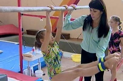 ДЕНЬ В ПРОФЕССИИ. Тренер по спортивной гимнастике