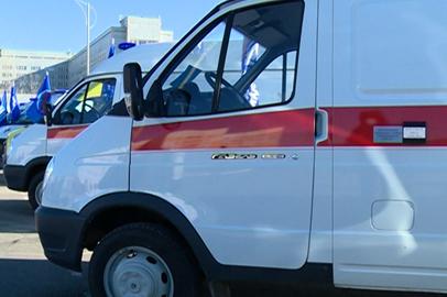 Медучреждения Приамурья получили 9 современных машин скорой помощи