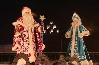 Организацию новогодних торжеств обсудили в амурском правительстве