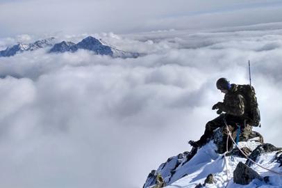 Курсанты ДВОКУ покорили вершины Восточных Саян