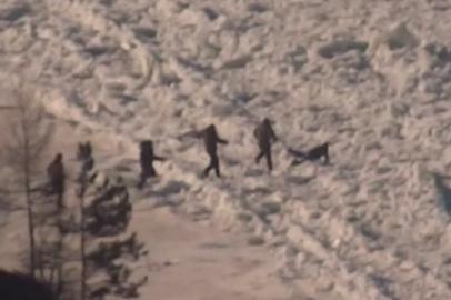 Китайских рыбаков задержали пограничники в Магдагачинском районе