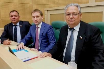 О работе с госдолгом области  амурский губернатор рассказал в Совете Федерации