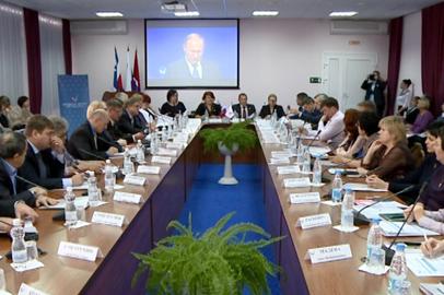 Исполнение «майских указов» Президента обсудили на конференции амурского ОНФ