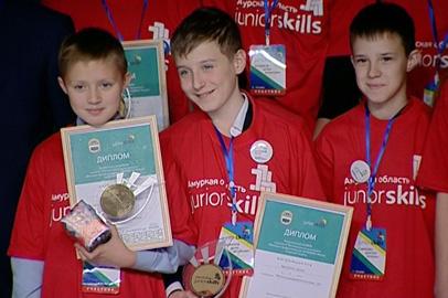 В Приамурье завершился второй региональный чемпионат по стандартам WorldSkills
