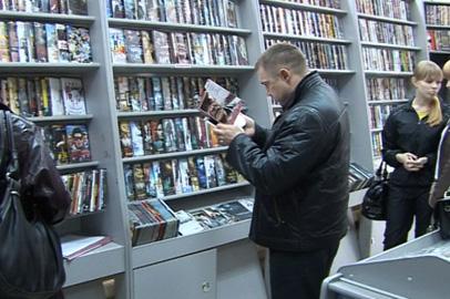 Благовещенская предпринимательница заплатит 2 миллиона рублей за торговлю контрафактными дисками