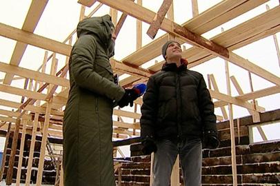 Многодетная семья из Серышевского района осваивает бесплатные гектары