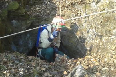 Благовещенские спелеологи-любители исследовали пещеры в ЕАО