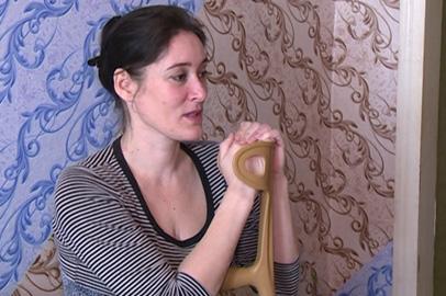Пострадавшей в аварии многодетной матери из Белогорья требуется помощь