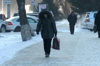 Ноябрь 2016 года в Приамурье стал самым холодным за 50 лет