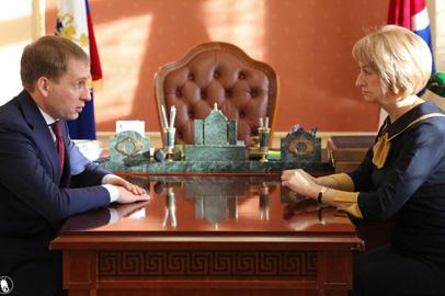 Новым министром соцзащиты населения Приамурья назначена Наталья Киселева
