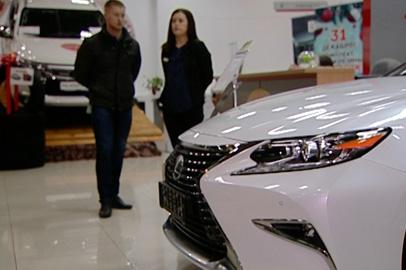 В Приамурье растет спрос на автомобили премиум-класса