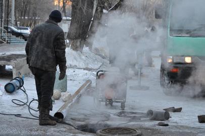 В Белогорске 9 многоэтажек остались без теплоснабжения