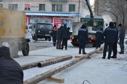 Белогорские коммунальщики восстановили теплоснабжение 9 многоэтажек