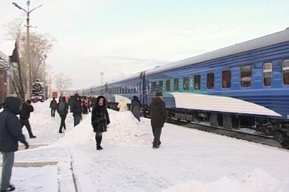 Тарифы на перевозку пассажиров в пригородных поездах в 2017 году не повысятся