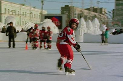 Амурчан приглашают поучаствовать в семейном турнире по хоккею
