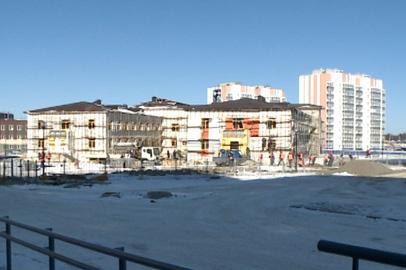В Циолковском готовят к сдаче современный детский сад
