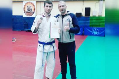 Благовещенец завоевал бронзу на чемпионате России по джиу-джитсу
