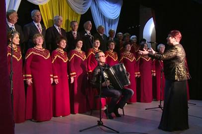 Академический хор ГДК Благовещенска подтвердил звание народного