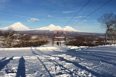Амурчане выбирают зимние месяцы для путешествий по России