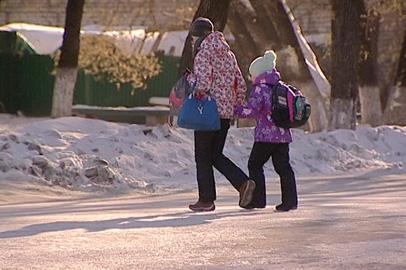 В Приамурье стартовала профилактическая акция ГИБДД «Зимняя дорога»