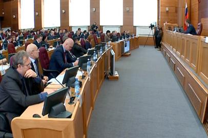 Амурские парламентарии соберутся на первую в этом году сессию