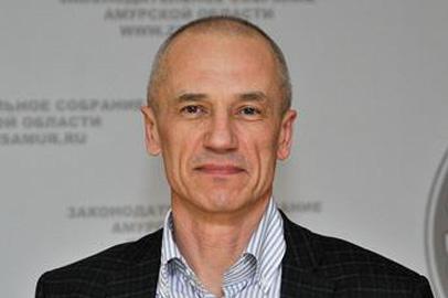 Юрий Кушнарь избран заместителем председателя амурского ЗакСобрания