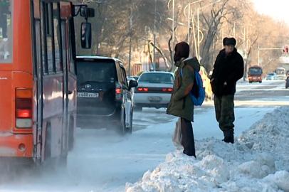 Благовещенцы жалуются на некачественную уборку улиц от снега