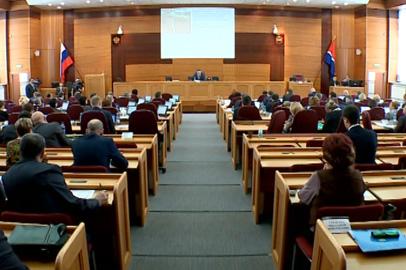 Депутаты приняли бюджет на 2017-й и плановый период до 2019 г.