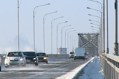 На мосту через Зею в Благовещенcке завершили ремонт полотна после ДТП