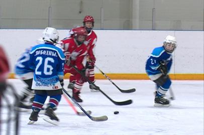 Международный хоккейный турнир «Добрый лед» состоялся в Благовещенске