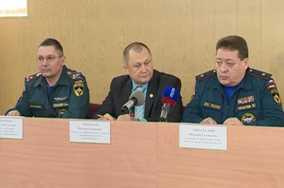 В преддверии Нового года подразделения МЧС в Приамурье перевели в режим повышенной готовности