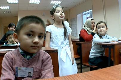 Дети-иностранцы постигают русский язык в Благовещенском педуниверситете