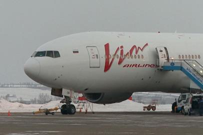 Аэропорт Благовещенска впервые принял «Боинг 777»