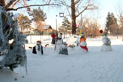 Итоги новогоднего конкурса среди учреждений образования подвели в Белогорском районе