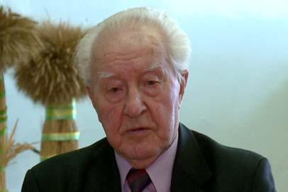 Известный амурский селекционер Василий Кузин отметил 85-летие