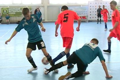 Амурские сироты сразились за шанс поехать в гости к футболистам «Арсенала»