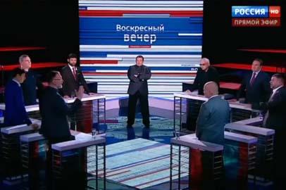 Телеканал «Россия 1» занял первое место в стране по зрительской аудитории