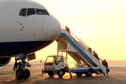 В Благовещенск экстренно вернулся направлявшийся в Таиланд самолет